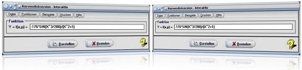 MathProf - Funktionen - Wendetangenten - Randextrema -  Erste Ableitung - Zweite Ableitung - Dritte Ableitung - Untersuchen - Ableitungen - Ableitungen höherer Ordnung - Punkte - Graph - Plotten - Grafisch - Rechner - Berechnen - Plotter - Darstellen - Wendepunkte - Wendestellen - Steigungsfunktion - Ableitungsfunktion