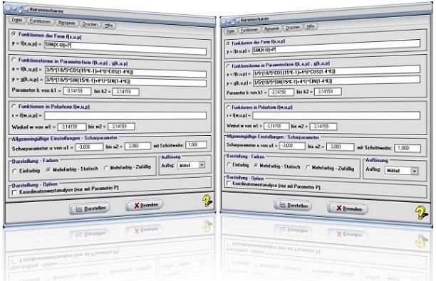 MathProf - Kurvenscharen - Funktionsscharen - Funktionenscharen - Parameter von Kurvenscharen - Funktionenscharen - Funktionsplotter - Kurvenschar zeichnen - Funktionenschar zeichnen - Scharen - Scharfunktionen - Scharkurven - Scharparameter bestimmen - Parameter - Parameterfunktionen - Scharparameter - Globalverhalten - Eigenschaften - Untersuchen - Untersuchung - Berechnen - Funktion - Graphen - Zeichnen - Plotten - Rechner - Plotter - Graph - Grafik - Bilder - Beispiele - Darstellung - Berechnung - Darstellen - Grafisch - Kurvenschar plotten