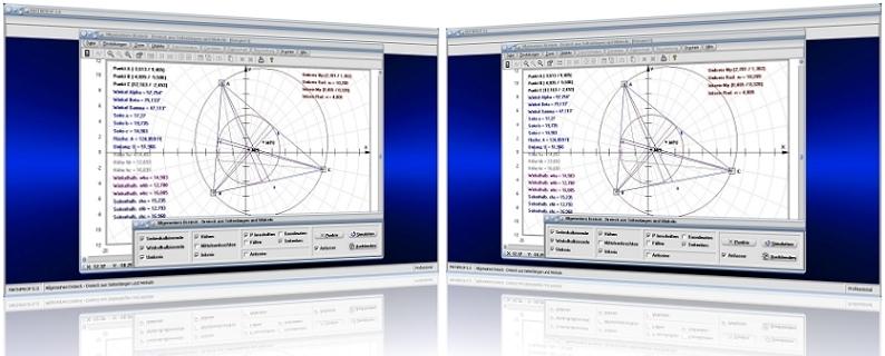 MathProf - Allgemeines Dreieck - Allgemeine Dreiecke - Unregelmäßiges Dreieck - Winkel - alpha - beta - gamma - Umfangsberechnung - Beliebiges Dreieck - Zeichnen - Eigenschaften - Formeln - Graph - Grafisch - Bilder - Rechner - Plotten - Berechnen - Beispiel - Grafik - Darstellung - Dreiecksformen - Fehlende Winkel