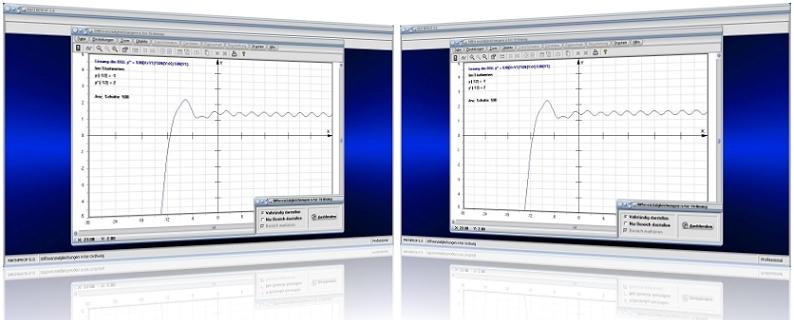 MathProf - Differentialgleichung 2. Ordnung - Differentialgleichungen höherer Ordnung - DGL höherer Ordnung - DGL 2. Ordnung - DGL zweiter Ordnung - Differentialgleichung 3. Ordnung - DGL 3. Ordnung - DGL höherer Ordnung - DGL - Diffentialgleichungen - Lösen - Plotten - Numerisch - Rechner - Lösungen - Graph -  Grafisch - Bilder - Plotter - Darstellung - Berechnung - Darstellen - Tabelle - Berechnen