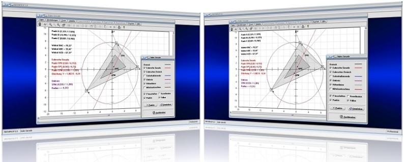 MathProf - Euler-Kreis - Eulersche Gerade - Euler-Gerade - Eulersches Dreieck - Konstruktion - Konstruieren - Eigenschaften - Berechnen - Graph - Grafisch - Erklärung - Beschreibung - Definition - Bild - Rechner - Grafik - Darstellung - Berechnung - Zeichnen - Darstellen