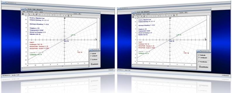 MathProf - Gerade - Punkt - Lotgerade - Lotfußpunkt - Lotfußpunktverfahren - Abstand - Distanz - Steigung - Entfernung - Abstandsberechnung - Gleichung - Grafik - Abstandsprobleme - Darstellungsarten - Neigung - Neigungswinkel - Zeichnen - Rechner - Berechnen - Plotten - Graph - Beispiele - Darstellung - Berechnung - Darstellen - Eigenschaften - Normale auf Gerade - Parallele Gerade