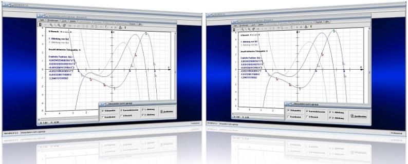 MathProf - Interpolationsverfahren - Newton - Lagrange - Interpolation - Interpolieren - Polynom - Polynominterpolation - Interpolationsmethoden -   Interpolationspolynom - Lagrange Interpolation - Newton Interpolation - Berechnung - Berechnen - Rechner - Grafik - Punkte - Numerik - Darstellen - Plotter - Programm - Graph - Näherungspolynom
