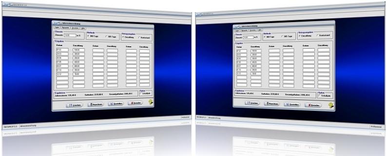 MathProf - Jahreszins - Jahreszinsrechnung - Berechnen - Rechner - Finanzen - Jahreszins - Zinssatz - Guthaben - Kapital - Zins - Kontostand - Konto - Einzahlung - Verzinsung - Diagramm - Graph - Darstellen - Grafik