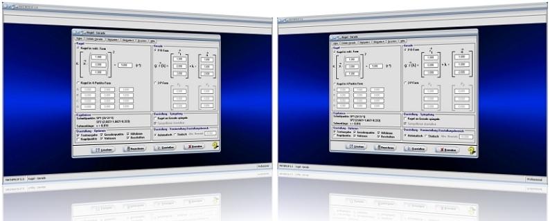 MathProf - Kugel - Gerade - Schnittpunkt - Abstand - Lagebeziehung - Lage - Kugelgleichung - Geradengleichung - Schnittpunkte - 4 Punkte - Abstand - Richtungswinkel - Durchstoßpunkt  - Rechner - Plotten - Berechnen - Raum - Räumlich - Graph - Grafisch - Plotter - Grafik - Bild - Zeichnen