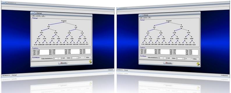 MathProf - Pfadregel - Pfadregeln - Summenregel - Zufallsexperimente - Zufallsversuche - Einstufig - Pfade - Regeln - Pfad - Formel - Laplace-Experiment - Laplace-Versuch - 1. Pfadregel - 2. Pfadregel - Baumdiagramm - Erste Pfadregel - Zweite Pfadregel - Berechnen - Plotter - Graph - Grafik - Darstellung - Berechnung - Darstellen - Auswerten