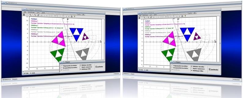 MathProf - Vieleck - Polygon - Fünfeck - Sechseck - Achteck - Drehen - Fläche - Flächeninhalt - Zeichnen - Winkel - Ecken - Fläche - Abbilden - Abbildung - Rechner -   Berechnen -Skalierungsfaktor - Scherfaktor - Spiegeln - Spiegelung - Schwerpunkt - Eckenschwerpunkt - Punkte - Vergrößerung - Verkleinerung - Punktspiegeln - Verschieben - Strecken - Stauchen