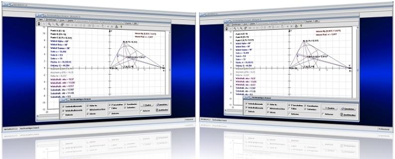 MathProf - Rechtwinkliges Dreieck - Formeln - Katheten - Hypotenuse - Ankathete - Gegenkathete - Umfang - Höhe - Fläche - Rechner - Plotten - Grafik - Bilder - Darstellung - Berechnung - Darstellen - Konstruieren - Höhenbestimmung - Zeichnen - Plotter - Fehlende Seitet - Höhenwinkel - Neigungswinkel - Mittelsenkrechte - Seiten - Winkelsymmetrale - Seitensymmetrale - Längenberechnung