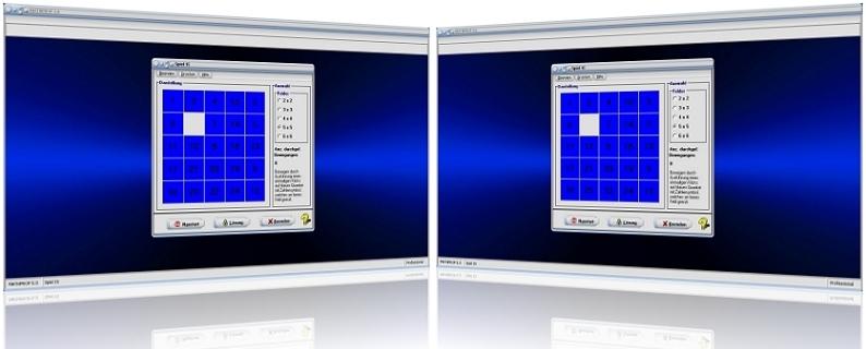 MathProf - Spiel 15 - Loyd's puzzle - Fünfzehnerspiel - Schiebepuzzle - Schieberätsel -  Schiebefax - Steine - Zahlenpuzzle - Schiebespiel - Puzzle - Lösen - Spiel - Anleitung - Zahlenspiel