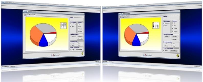 MathProf - Tortendiagramm - Kreisdiagramm - Kuchengrafik - Tortengrafik - Darstellen - Zeichnen - Erstellen - Grafik - Plotten
