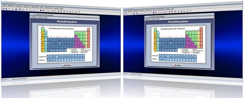 PhysProf - Chemische Elemente - Elemente - Stoffe - Periodensystem - PSE - Elektronen - Schalen - Eigenschaften - Physikalische Eigenschaften - Hauptgruppen - Ordnungszahl - Gruppen - Stoffeigenschaften - Tabelle - Rechner - Liste - Tafel - Dichte - Schmelztemperatur - Schmelzpunkt - Siedepunkt - Oxidationszahlen - Elektronenkonfiguration - Kristallstruktur - Abkürzungen