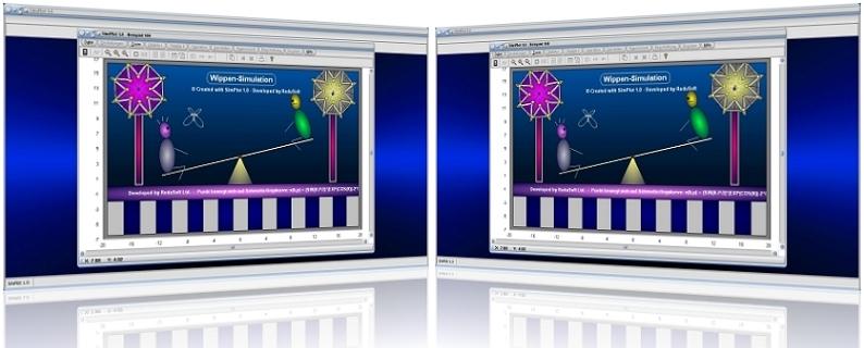 SimPlot - Rechner - Berechnen - Darstelllen - Grafisch - Grafik - Plotten - Software - Programm - Berechnen - Rechner - Grafisch - Grafiken - Plotten - Darstellen - Prozesse - Dynamisch - Orientiert - Dynamisiert - System - Systematisch - Animationen - Systeme - Statisch - Abläufe - Richtung - Bewegungsrichtung - Modell - Steuern - Graphik -  Wissenschaft - Wissenschaftlich - Wissenschaftliche Animationen - Technische Simulationen - Technik - Geometrie - Zeitorientiert - Zeitabhängig - PC - Computer - Physikalisch