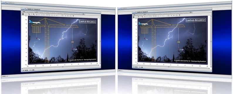SimPlot - Animationen - Präsentationen - Grafiken - Schaubilder - Visualisierung - Programm - Interaktive Grafik - Bilder - Computeranimationen - Infografik - Software - Plotter - Rechner - Computersimulation - Darstellen - Technisch - Datenvisualisierung - Animationsprogramm - Wissenschaft - Technik