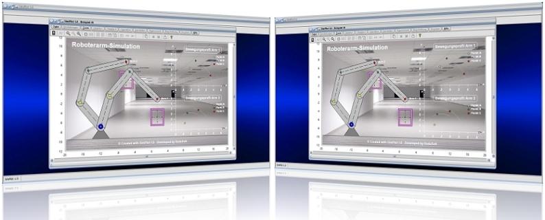 SimPlot - Auswertung - Anwendungsbereich - Wissenschaftliche Dokumentation - Dynamische Geometrie - Dynamische Geometriesoftware - Dynamisches Geometriesystem - Illustrator - Dynamisches Geometrieprogramm - DGS - System - Dynamisches System - Rechner - Grafisch - Grafiken - Grafisch