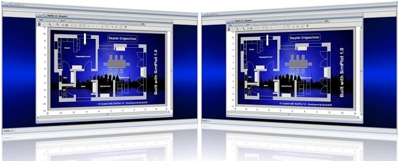 SimPlot - Software - Programm - Simulation - Simulieren - Animation - Berechnen - Rechner - Grafisch - Grafiken - Plotten - Prozessablauf - Bewegen - Geradlinige Bewegung - Krummlinige Bewegung - Drehbewegung - Technik - Modellierung - Gestaltung - Simulation - Animationen - Prozesse - Erstellen - Animierte Grafiken - Animationsgrafiken - Animationsprogramm - Technische Animationen - Prozesse - Dynamisch - Orientiert - Dynamisiert - Bild - Bilder