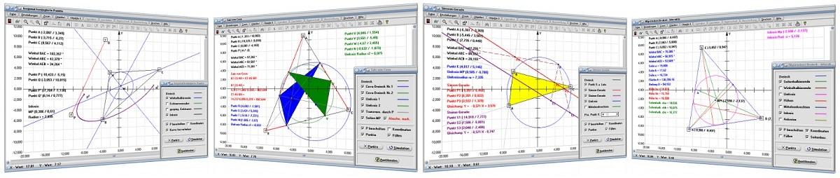 MathProf - Trigonometrie - Mathematik für Schüler, Lehrer, Studenten, Ingenieure und Wissenschaftler