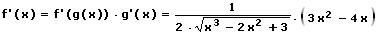 MathProf - Ableitung - Wurzel - 11