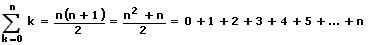 MathProf - Gaußsche Summenformel