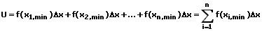 MathProf - Untersumme - Formel