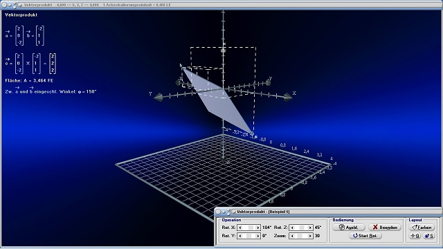 vektorprodukt kreuzprodukt vektoren multiplizieren. Black Bedroom Furniture Sets. Home Design Ideas