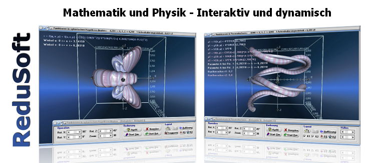 Mathematik- und Physik-Software