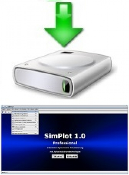 SimPlot 1.0 als Downloadversion - Einzelplatzlizenz